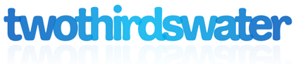 Two Thirds Water Logo